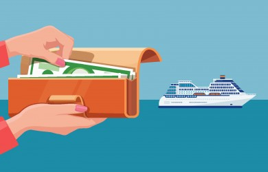 Erfahren Sie mehr über die Trinkgelder auf Kreuzfahrten