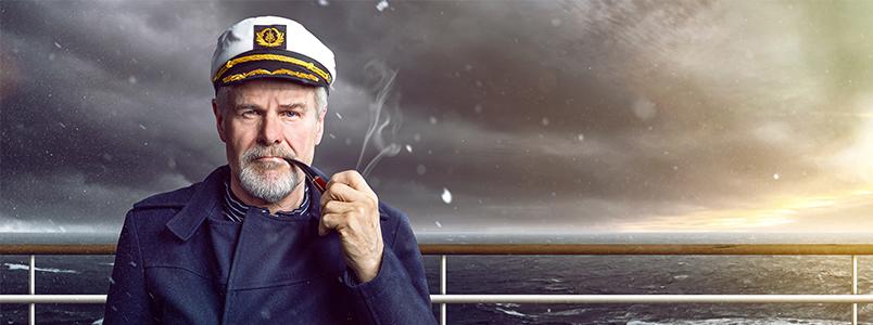 Wie wird man Kapitän Slider