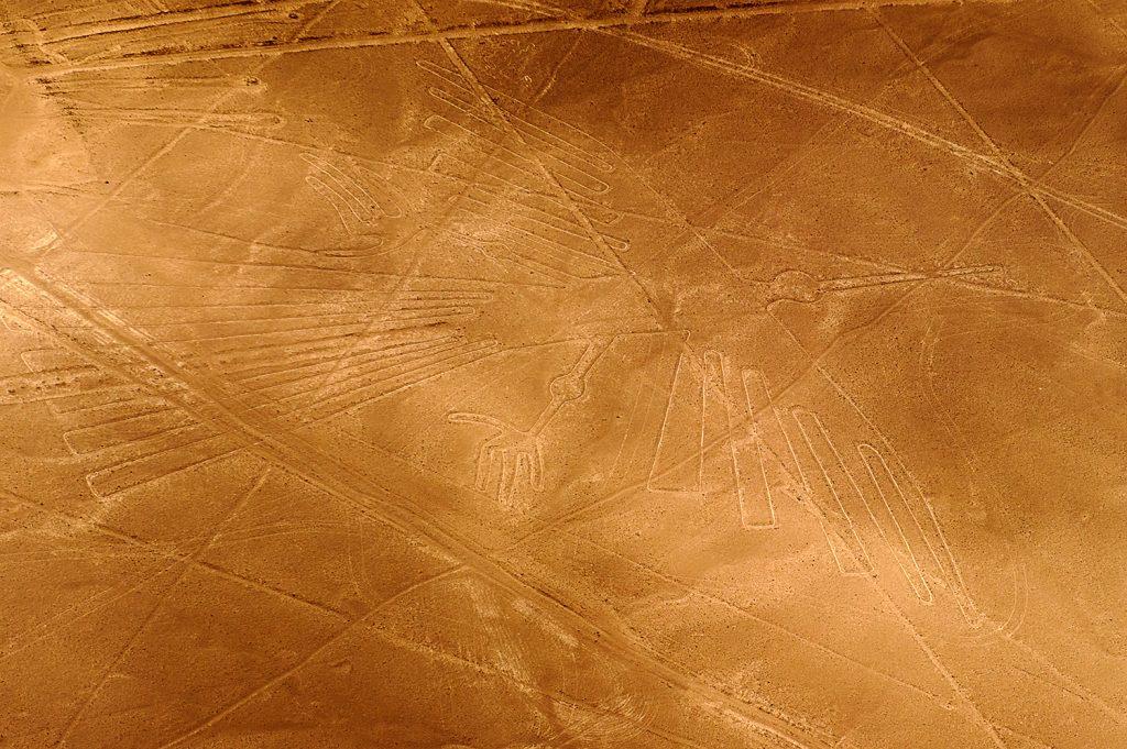 Landausflug Oceania: Flug über die Nazca Linien in Peru