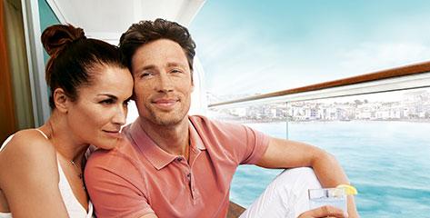 TUI Cruises - Angebot der Woche bis 30.08.2016