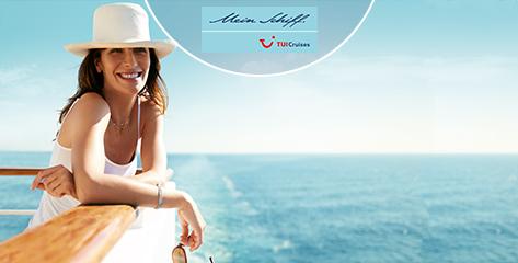 TUI Cruises Angebote der Woche, Last Minute Special und Wochenendangebot nur für kurze Zeit!