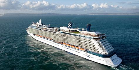 Celebrity Cruises - extra Bordguthaben nur bis 22.08.2016!