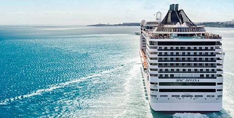 Alle MSC Kreuzfahrten Angebote im Überblick