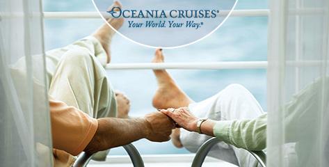 Oceania Special - Kabinen Upgrade für Karibikreisen bis 06.09.2016