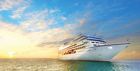 Oceania Cruises - OLife Select verlängert bis 31.08.2016