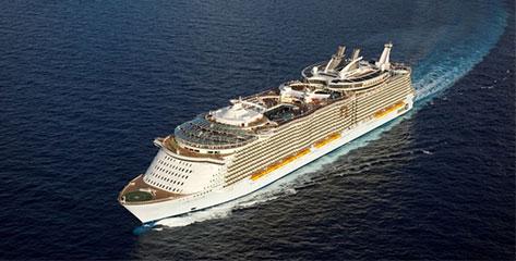 Alle Royal Caribbean Kreuzfahrten Angebote im Überblick