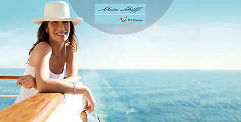 TUI Cruises Angebote der Woche und das Wochenendangebot nur für kurze Zeit sichern!