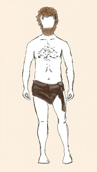 Tom Hanks swim shorts
