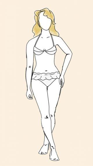 Brigitte Bardot bikini / swimsuit