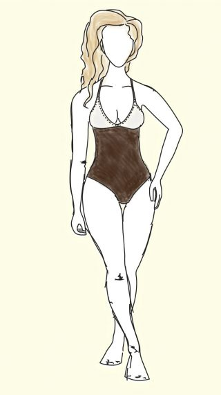 Heidi Klum bikini / swimsuit