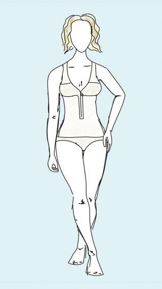 Jennifer Lawrence bikini / swimsuit