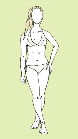 Cameron Diaz bikini / swimsuit