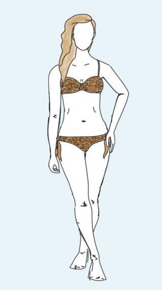 Gisele Bündchen bikini / swimsuit